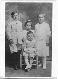 Dad and siblings
